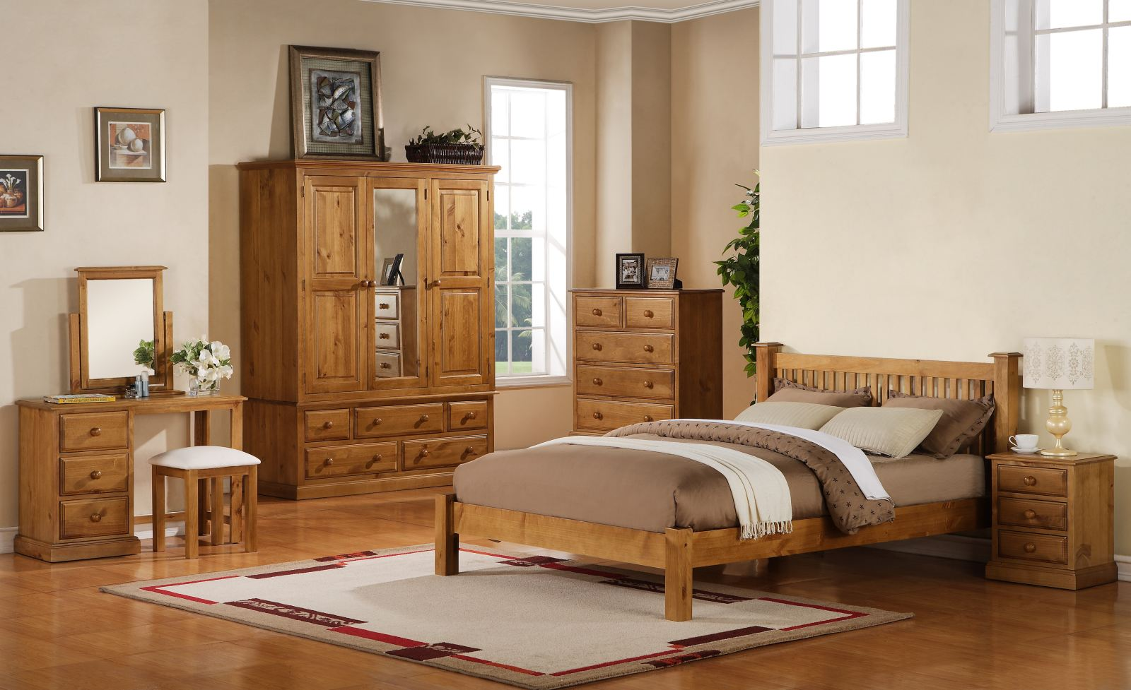 Pine bedroom furniture shopping tips for Pine furniture