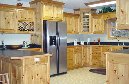 painting pine cabinets