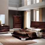 Italian Design Wooden Bedroom Sets