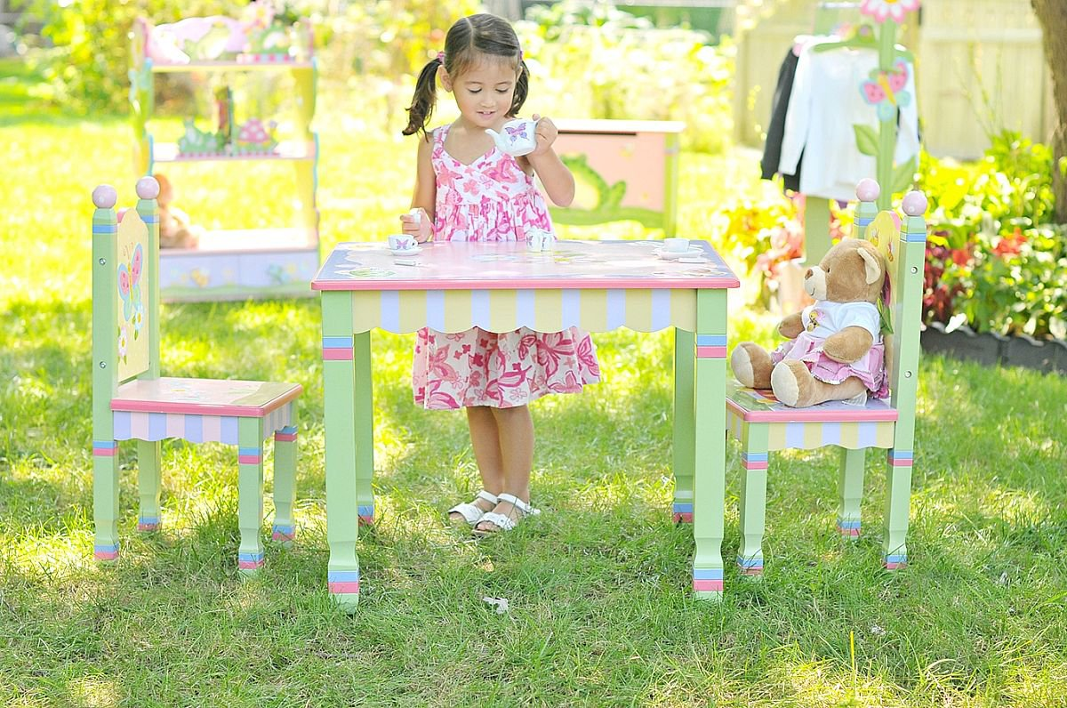 Kids Wooden Tables And Chairs Recommendations Wooden