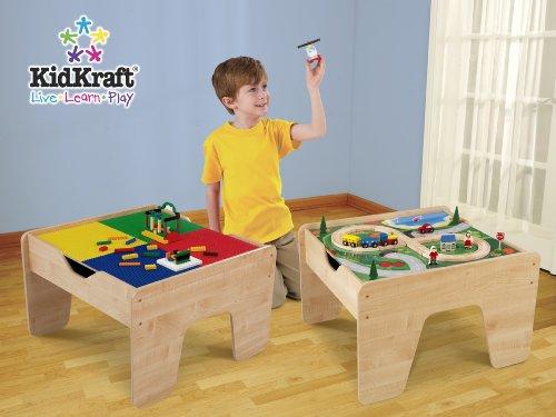 KidKraft 2 1 Activity Table