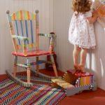 MacKenzie-Childs Wee Rocking Chair