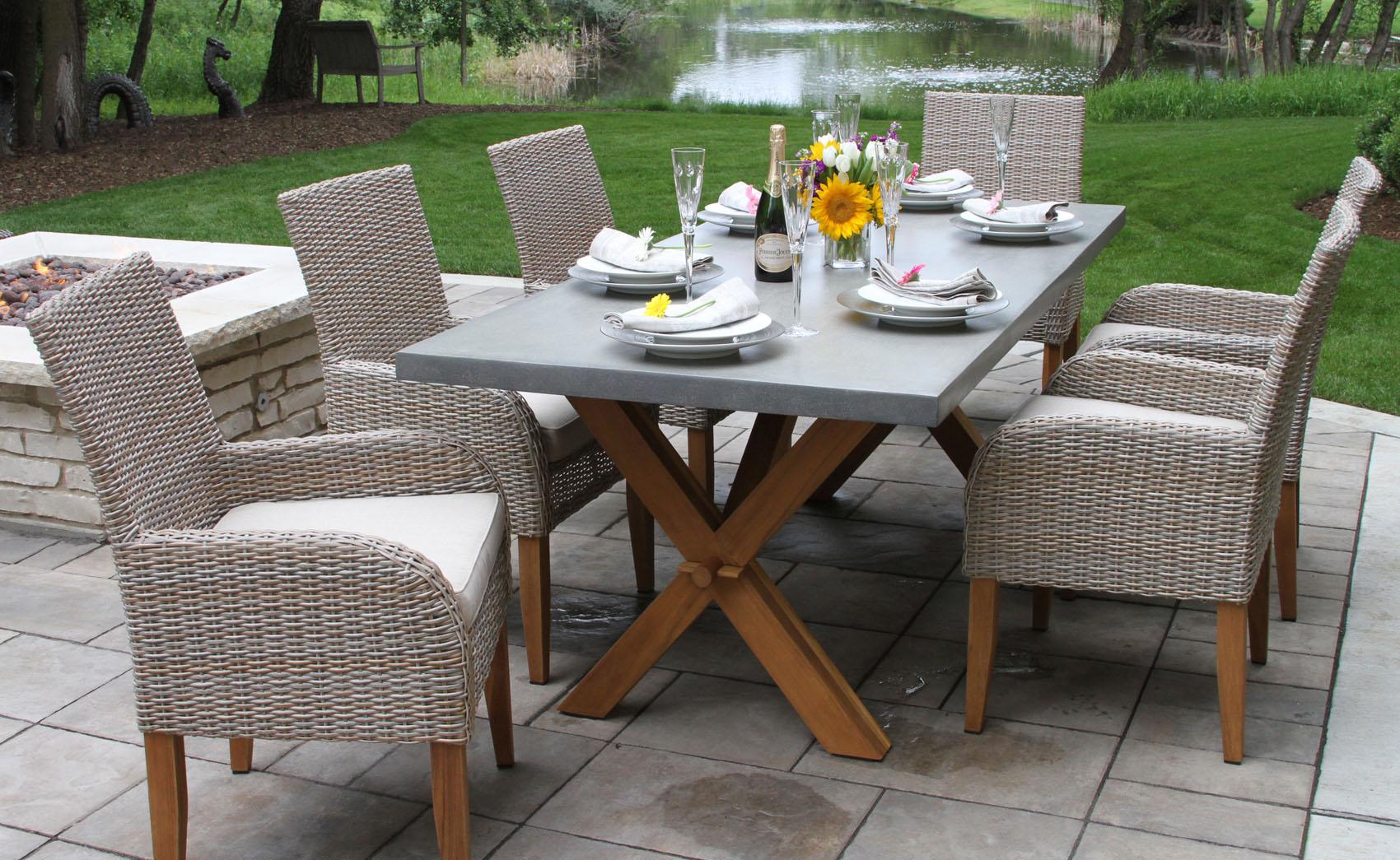 Teak Outdoor Furniture Sets Top Recommendations - Wooden Furniture Hub