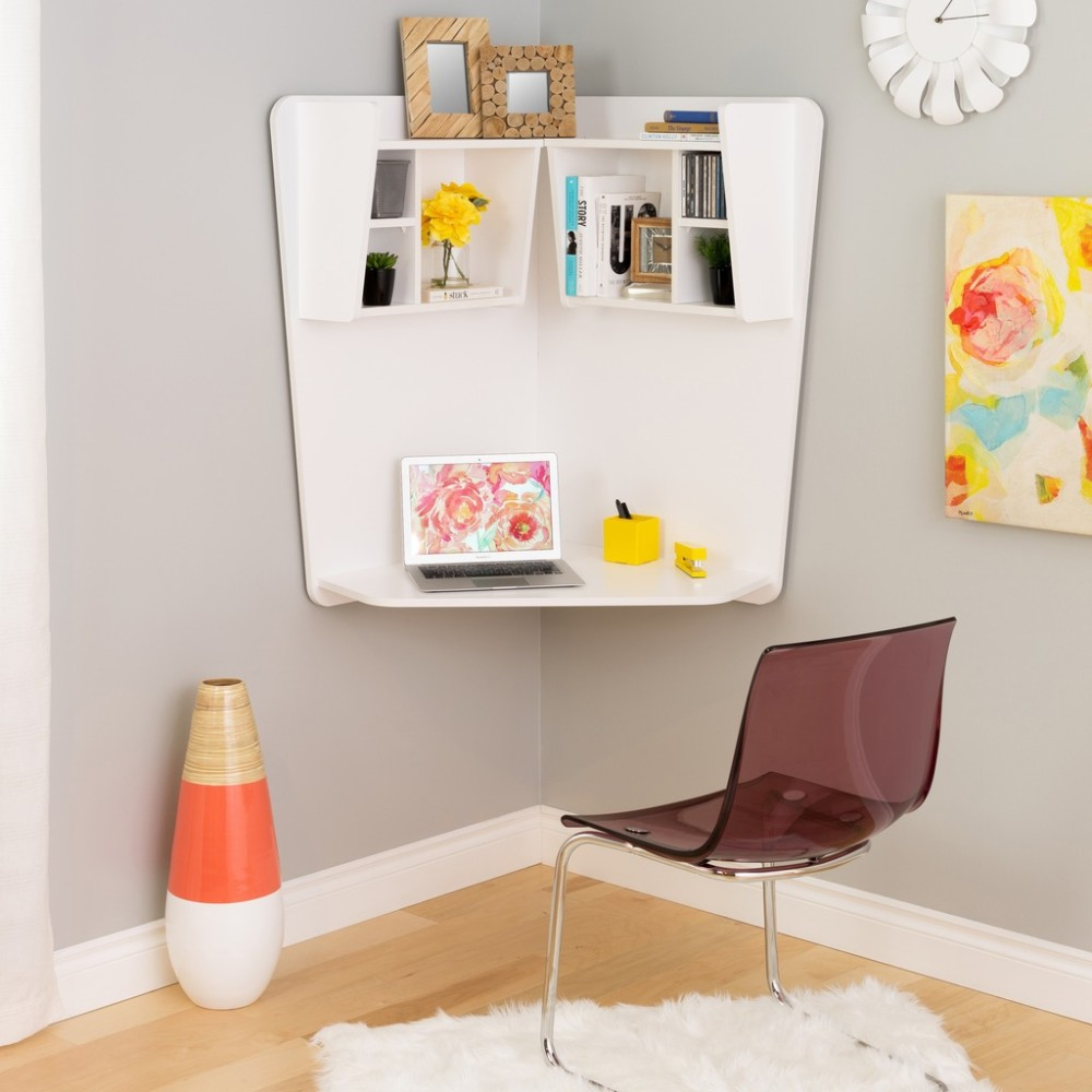 - Float Wall Desk Ideas For Small Spaces - Wooden Furniture Hub